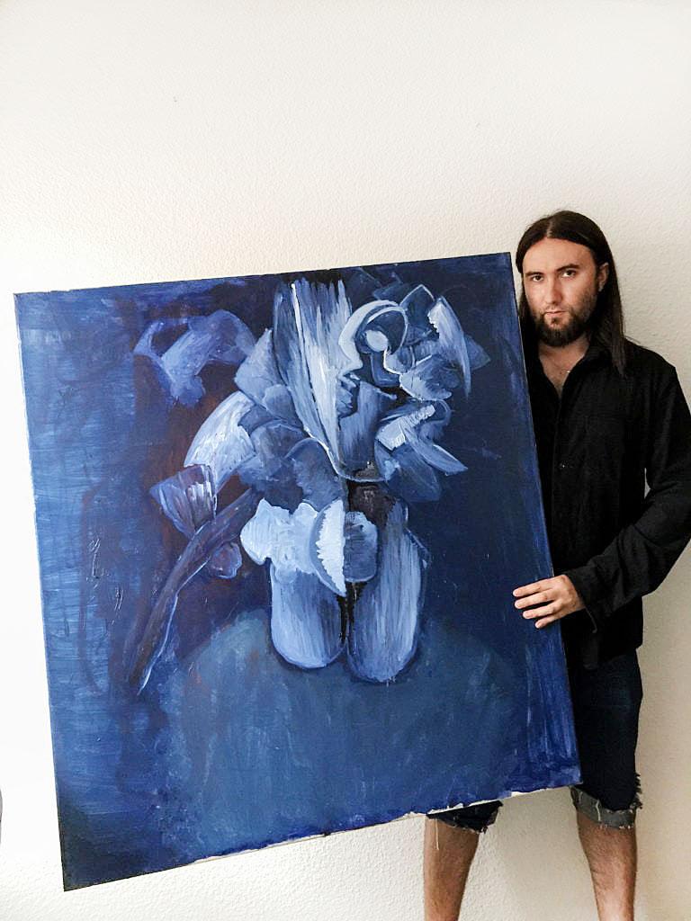TIlarids / Oleg Permeacov Painter